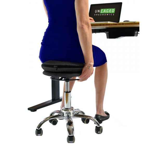 Scaun ergonomic Wobble Stool Air
